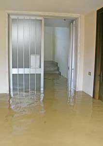 emergency flooded carpet cleaning