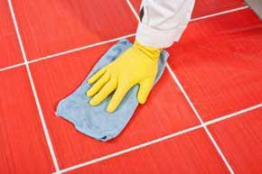tile grout clean Perth