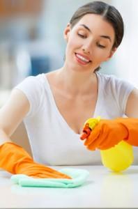 Applying anti-stain treatment